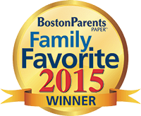 Family Favorite Winner - 2015