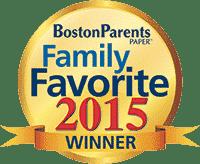 Family Favorite Winner - 2015
