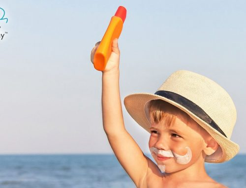 Sun Safety for Babies and Kids