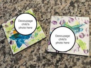 coasters homemade gifts