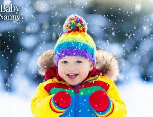 Outdoor Play During the Winter