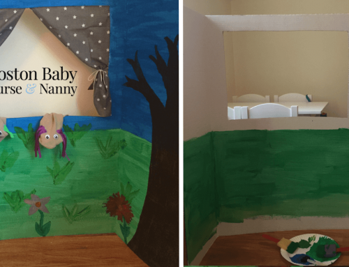 Drama Class at Home: Easy DIY Puppet Theater for Kids