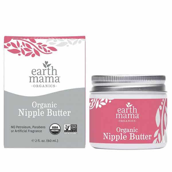 Organic Breastfeeding Nipple Butter