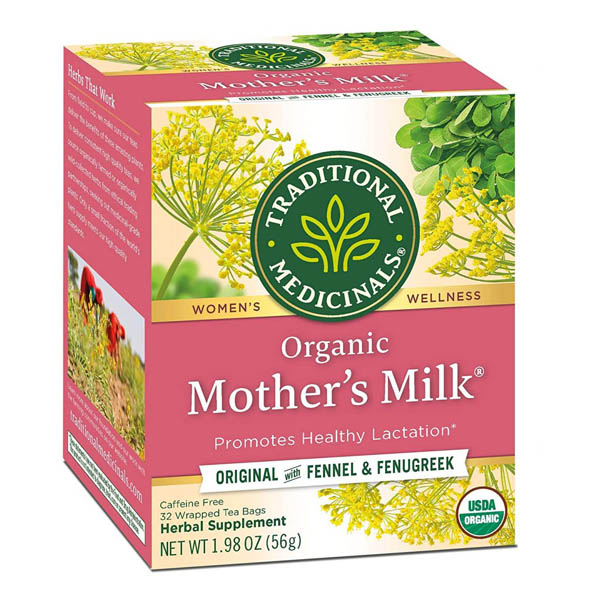 Organic Mother's Milk Tea: Promote Healthy Lactation