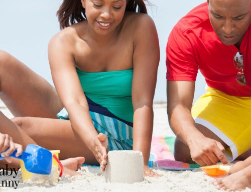 Outdoor STEM Activity at the Beach