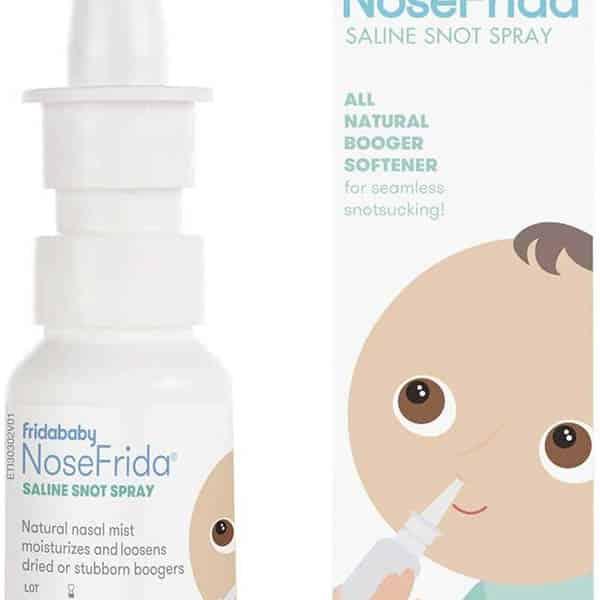 Saline Nasal Spray by FridaBaby
