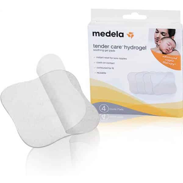 Soothing Breast Gel Pads