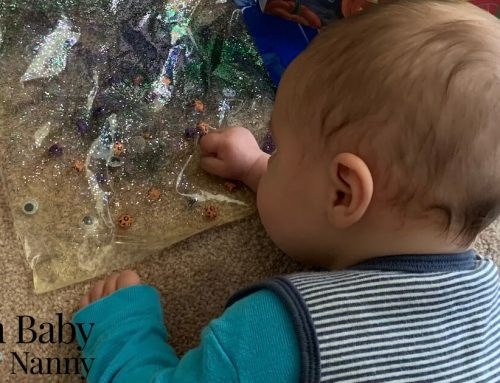 Affordable Infant Activities To Do At Home