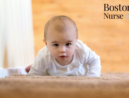 Baby Proof A House By Age Group