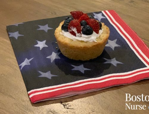 Fourth of July Baking Recipe With The Kids