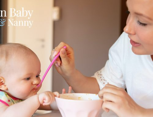 5 Tips For Introducing Solids To A Baby