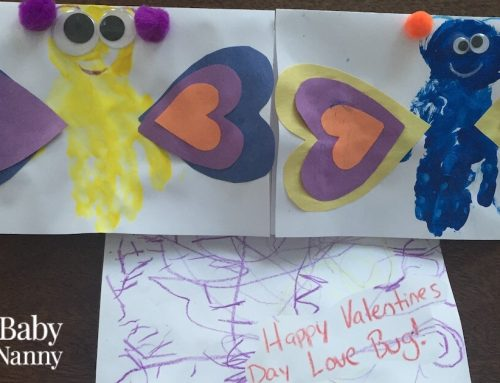 Make Valentine's Day Cards With Your Little Love Bugs