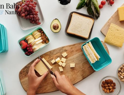 Mom, Here Are 10 Lunch Ideas For Kids At School