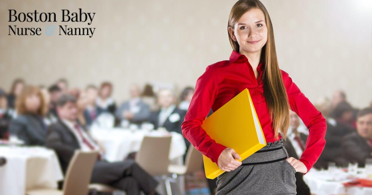 professional woman workshop
