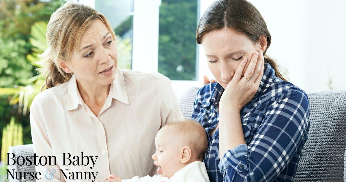 postpartum depression newborn